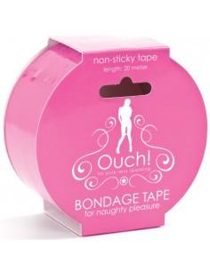 Fita Ouch! Bondage Tape Rosa Claro - PR2010323339