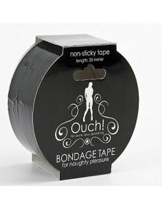 Fita Ouch! Bondage Tape Preta