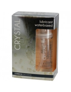 Lubrificante Comestível À Base De Água Cristal - 50ml - PR2010320128