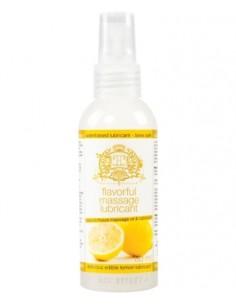Lubrificante E Óleo De Massagem Touche Ice Limão